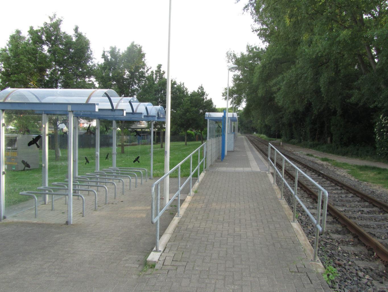 Rurtalbahn-Haltestelle Tuchmühle