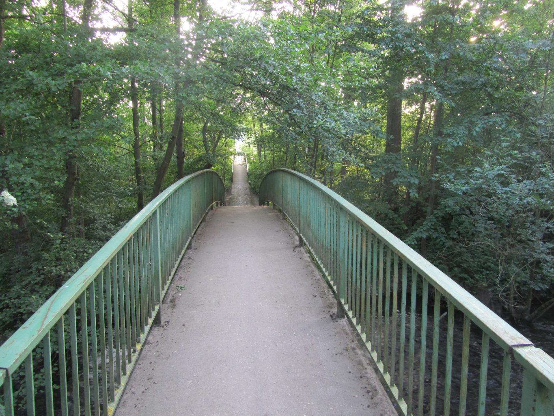 Doppelbrücke am Üdinger Weg