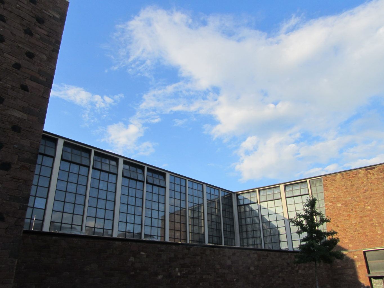 Annakirche Fensterfront