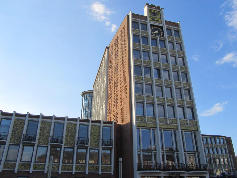 Rathaus der Stadt Düren