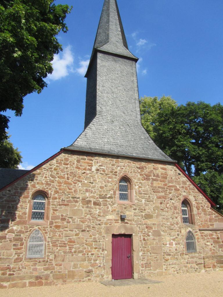 Alte Kirche in Niederau