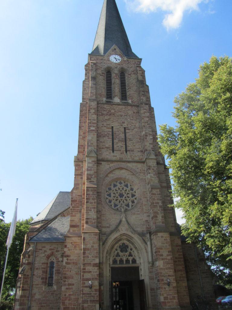 Grabes- und Auferstehungskirche