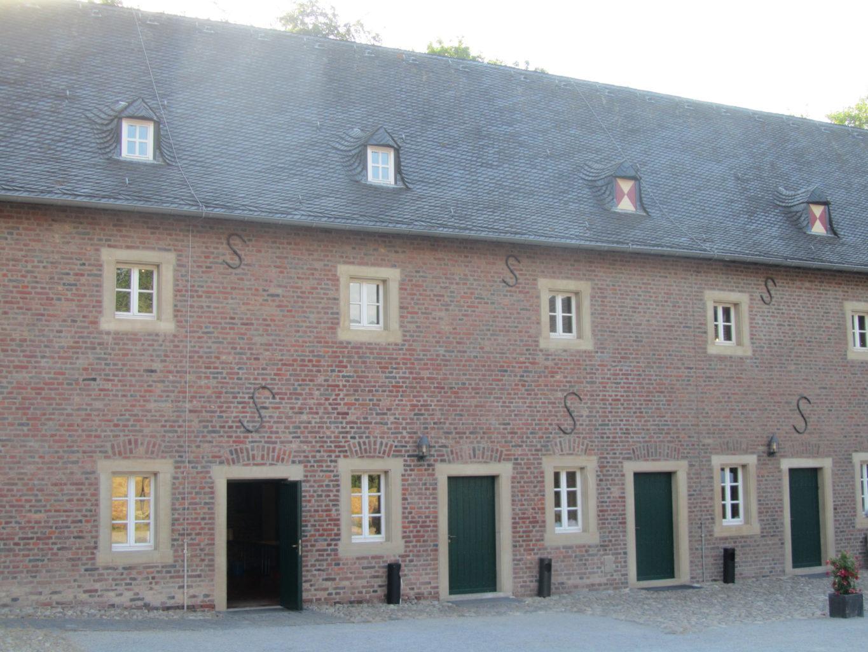 Schloss Burgau Winkelsaal