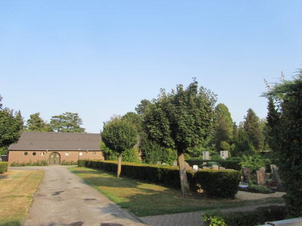 Friedhof in Birkesdorf