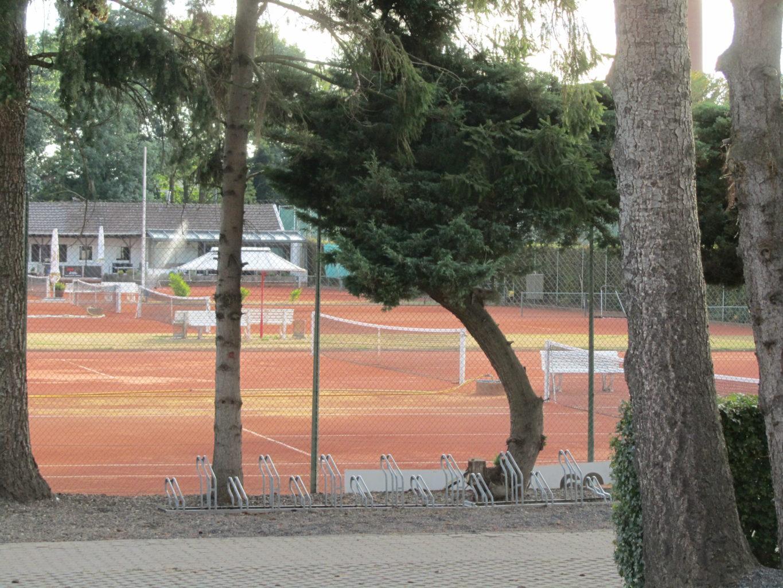 Tennisplätze beim GFC Düren 99
