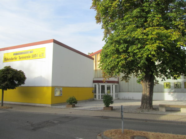 Sportzentrum des Birkesdorfer TV