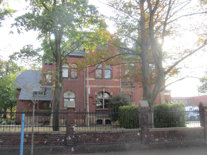 Verwaltungsgebäude des ehemaligen Schlachthofs