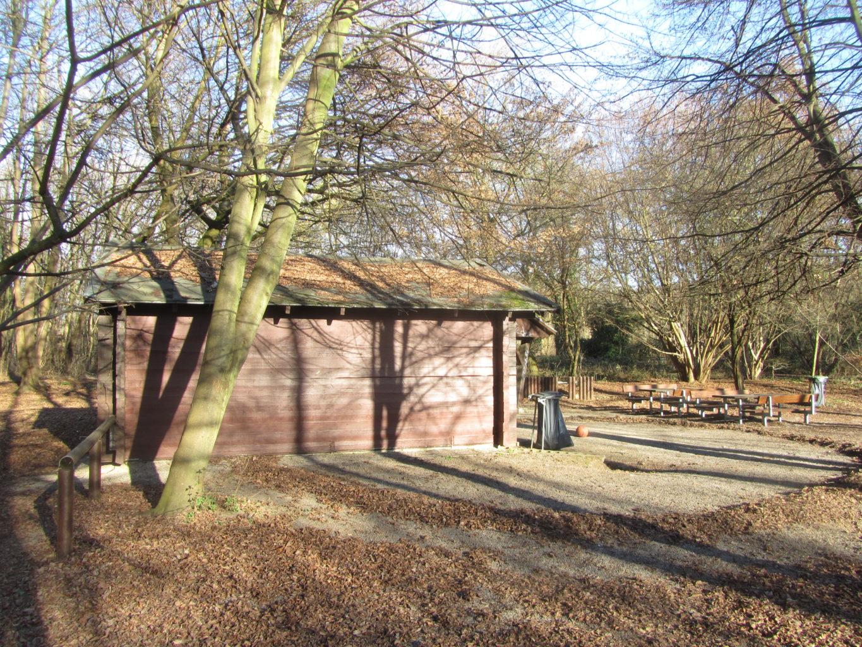 Grillhütte Drei Erken bei Kreuzau