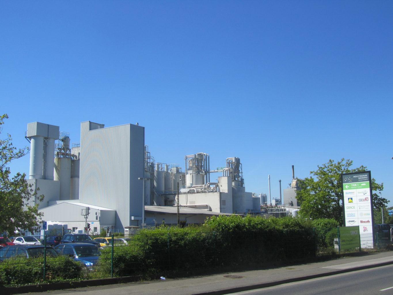 Industriepark Niederau-Krauthausen
