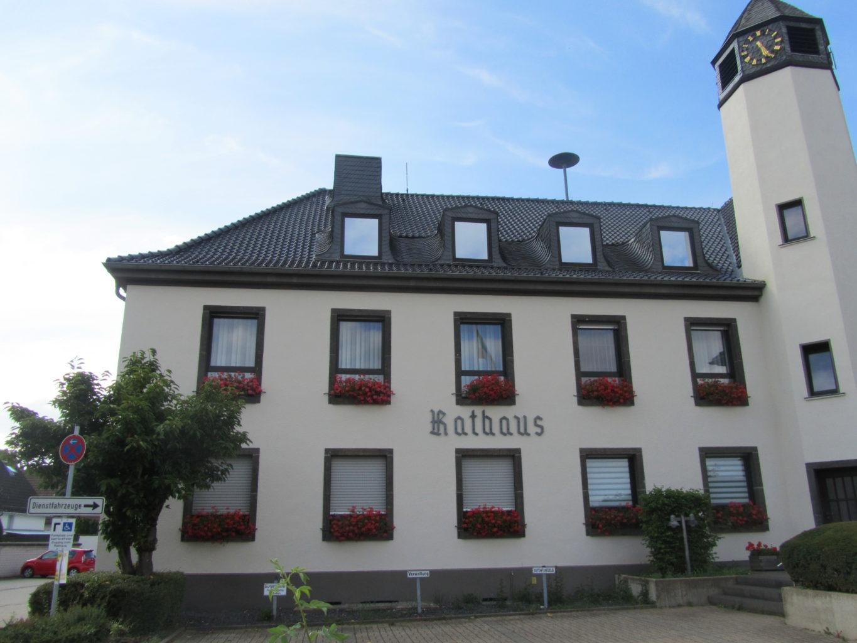 Rathaus der Gemeinde Kreuzau
