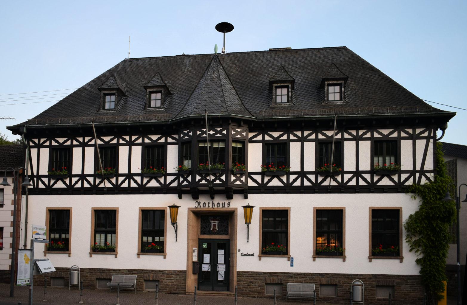 Rathaus Heimbach