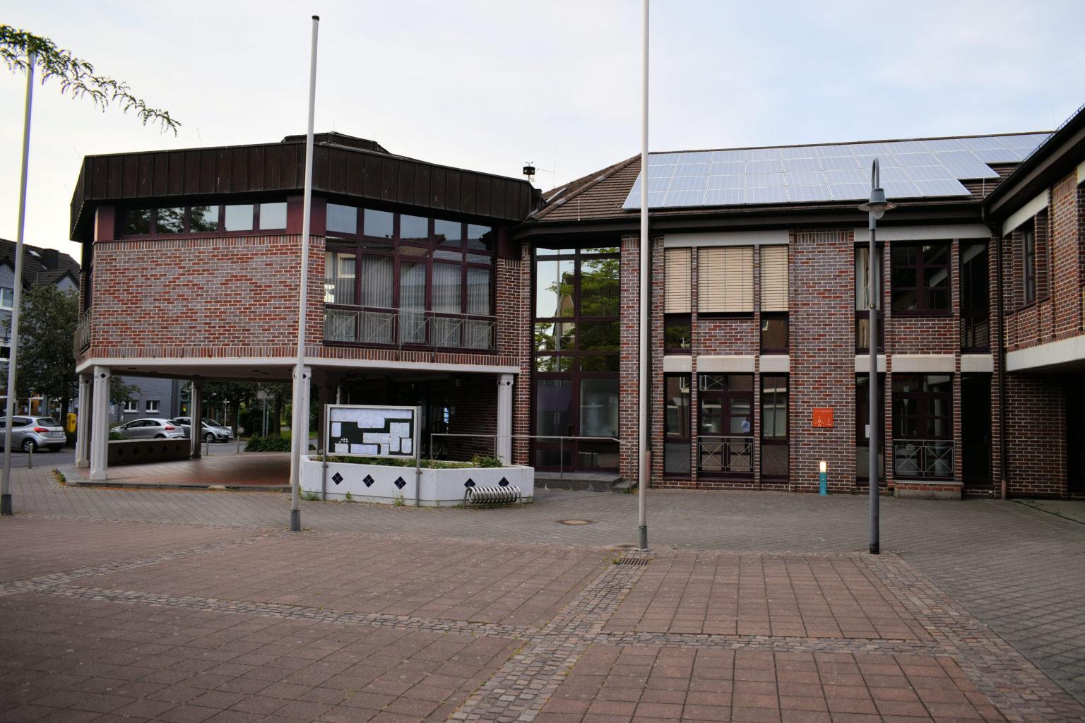 Rathaus Inden