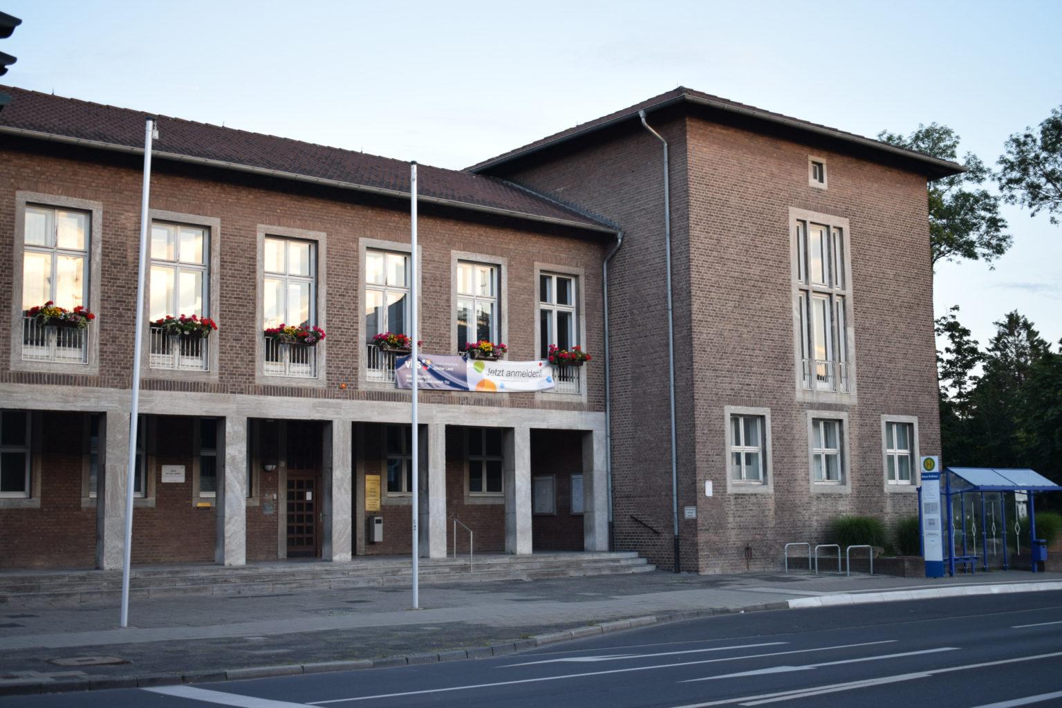 Rathaus Jülich