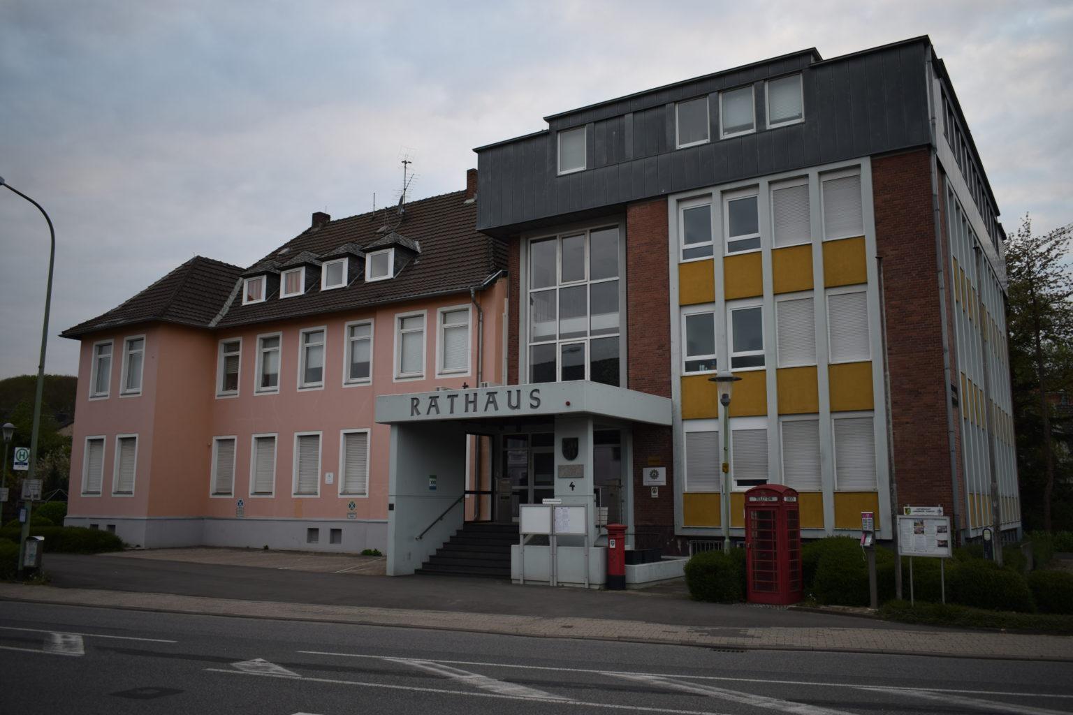 Rathaus Langerwehe