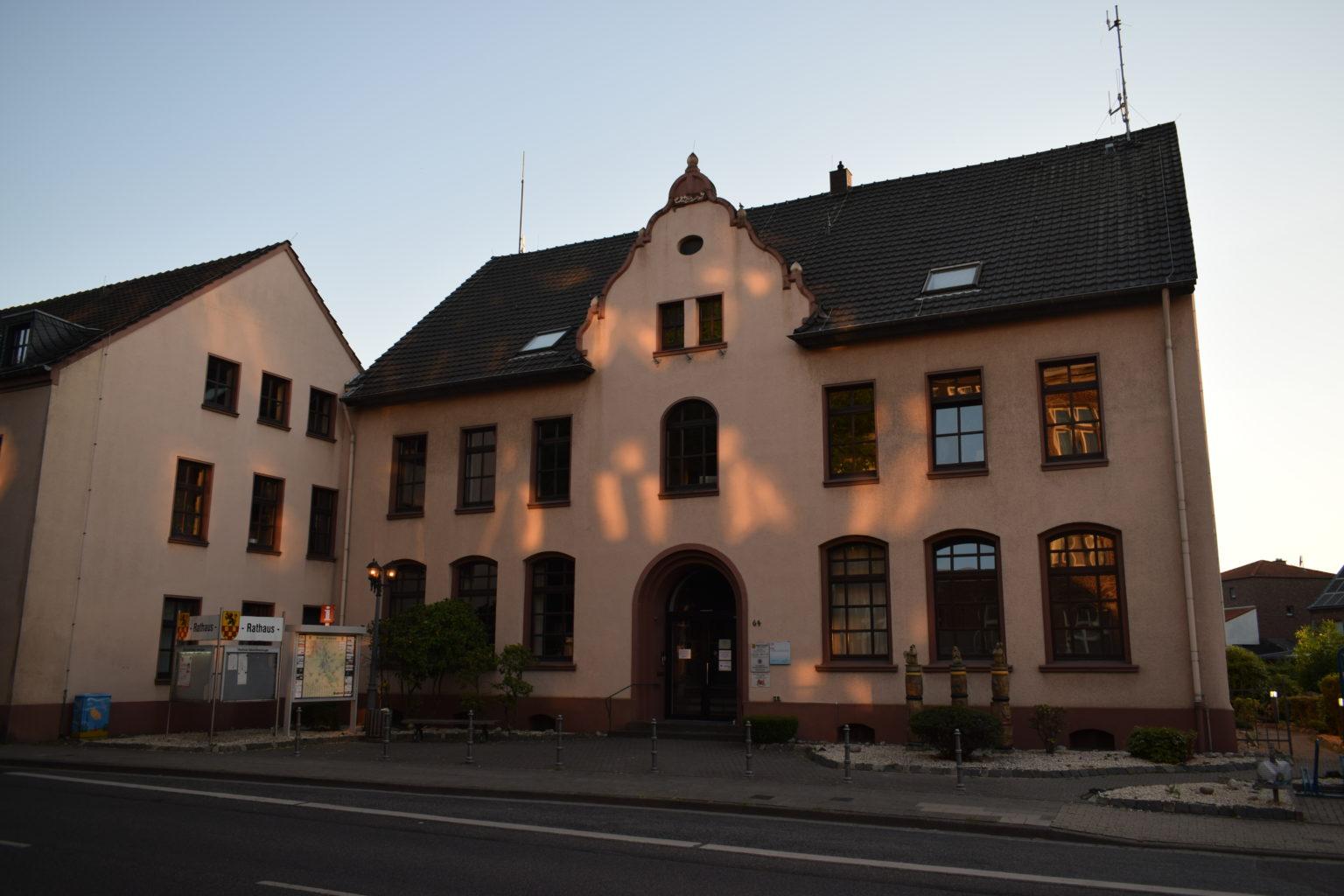 Rathaus Linnich